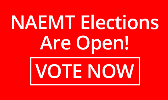 Vote Now in the NAEMT Elections