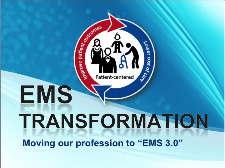 EMS Transformation - Moving to EMS 3.0