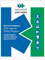 Guide to Developing an EMS Agency Safety Program