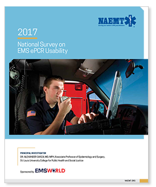 National Survey on EMS ePCR Usability