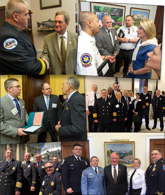 2016 EMS On The Hill Day