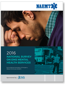NAEMT EMS Mental Health Report