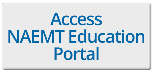 Access NAEMT Education Portal