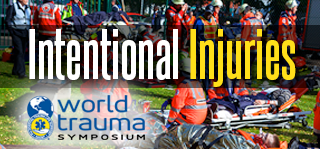 Intentional Injuries discussed at World Trauma Symposium
