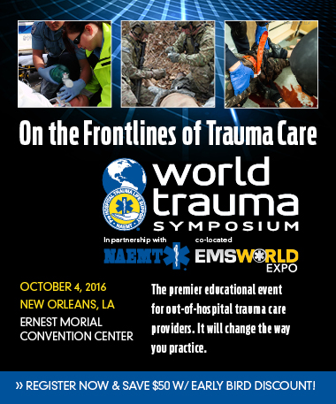 World Trauma Symposium 2014