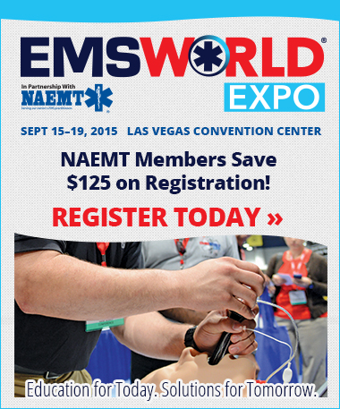 2015 EMS World Expo