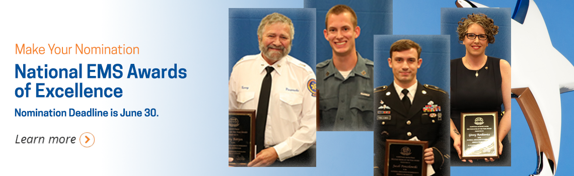 National EMS Awards of Excellence