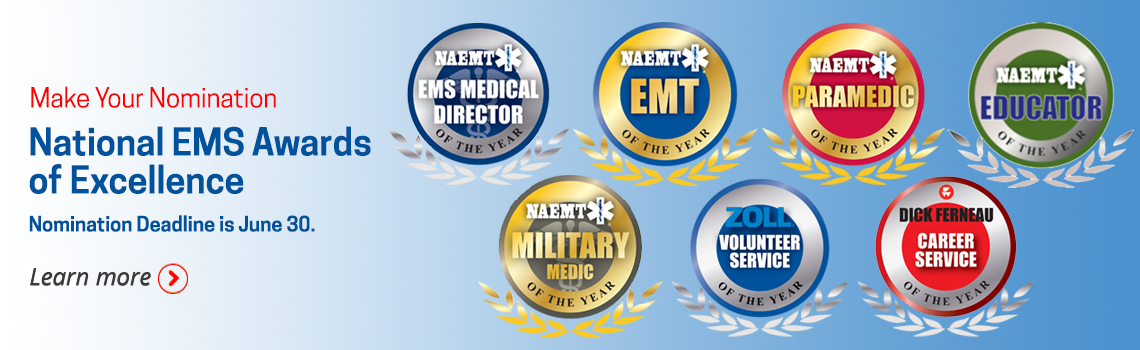 National EMS Awards