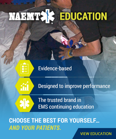 NAEMT Continuing Education