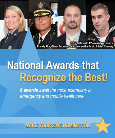 National EMS Award of Excellence