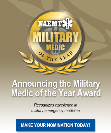 National Military Medic of the Year Award