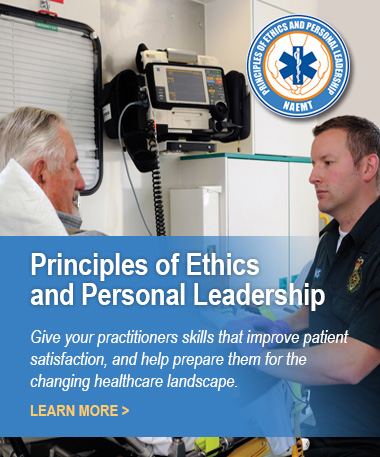 Principles of Ethics and Personal Leadership
