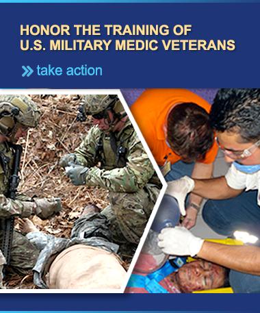 Veteran EMT Support Act