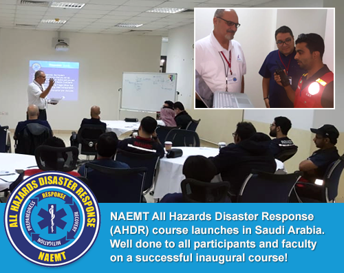 All Hazards Disaster Response