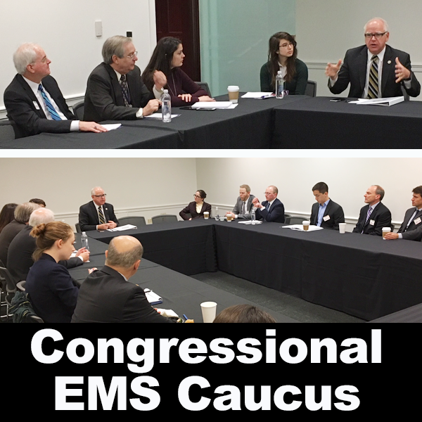 EMS Caucus Breakfast