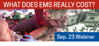 EMS Finance—What Does EMS Really Cost?