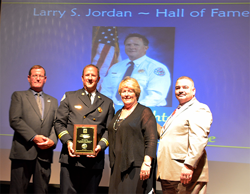 NAEMT's Cory Richter Receives Florida's 2015 Jordan EMS Hall of Fame Award for Outstanding Contributions to EMS