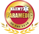 Paramedic of the Year logo