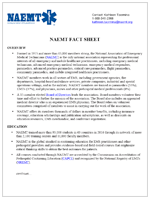 NAEMT Fact Sheet