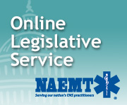 NAEMT Online Legislative Service