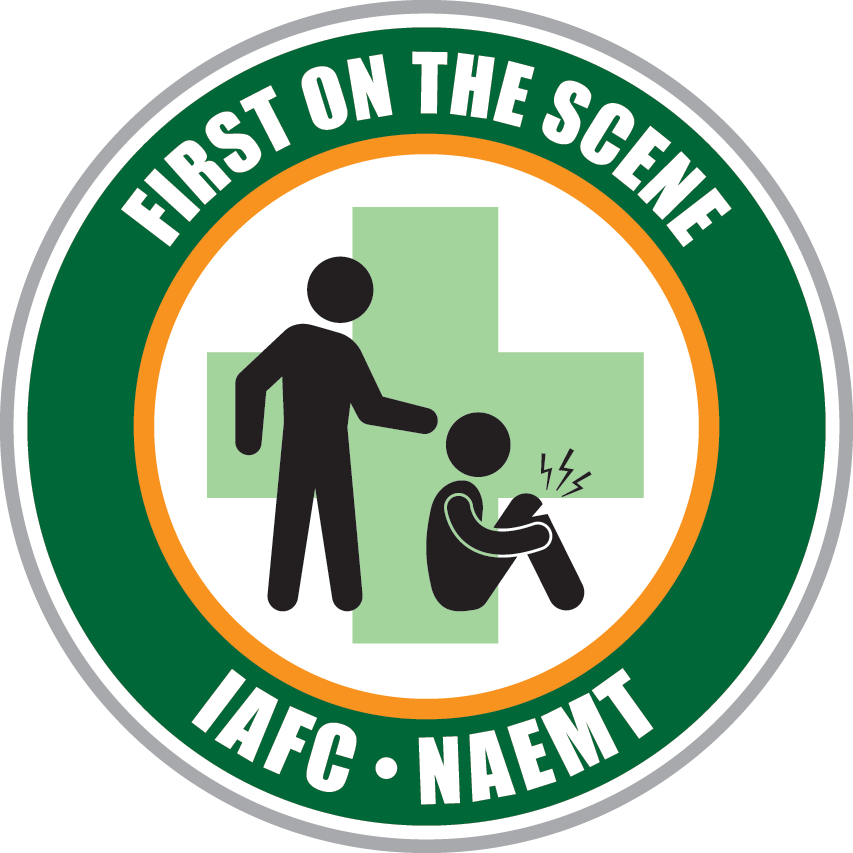 First On The Scene Logo