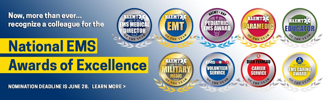 National EMS Awards